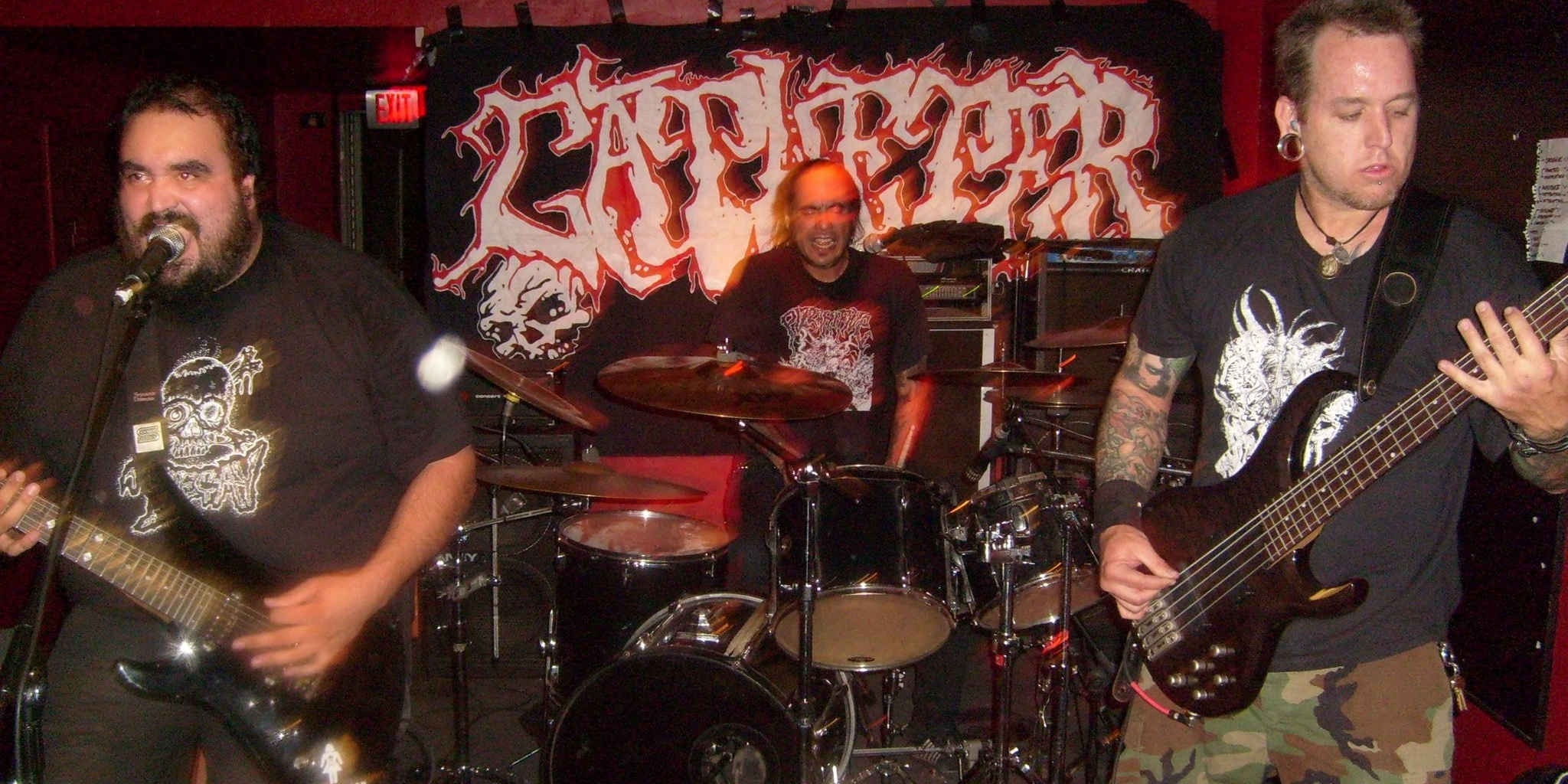 American grindcore band Catheter announce Southeast Asian tour