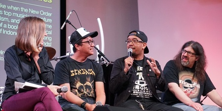 Jeremy Wallach dives deep into Indonesia's music culture from 1997-2001 in new book