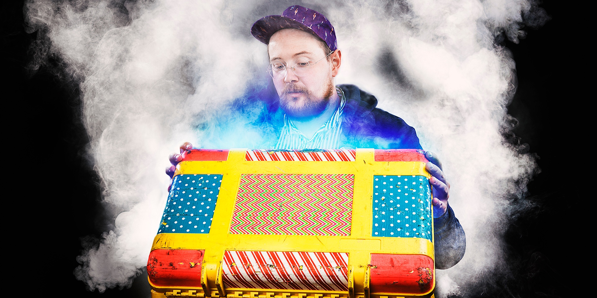 Electronic maestro Dan Deacon is coming to Singapore