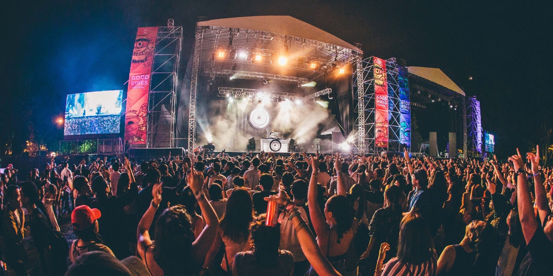 Your personalised guide to Good Vibes Festival 2017