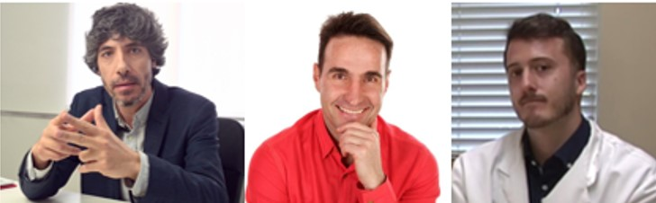 Jason Smith, Jose Sánchez, Javier Santiago