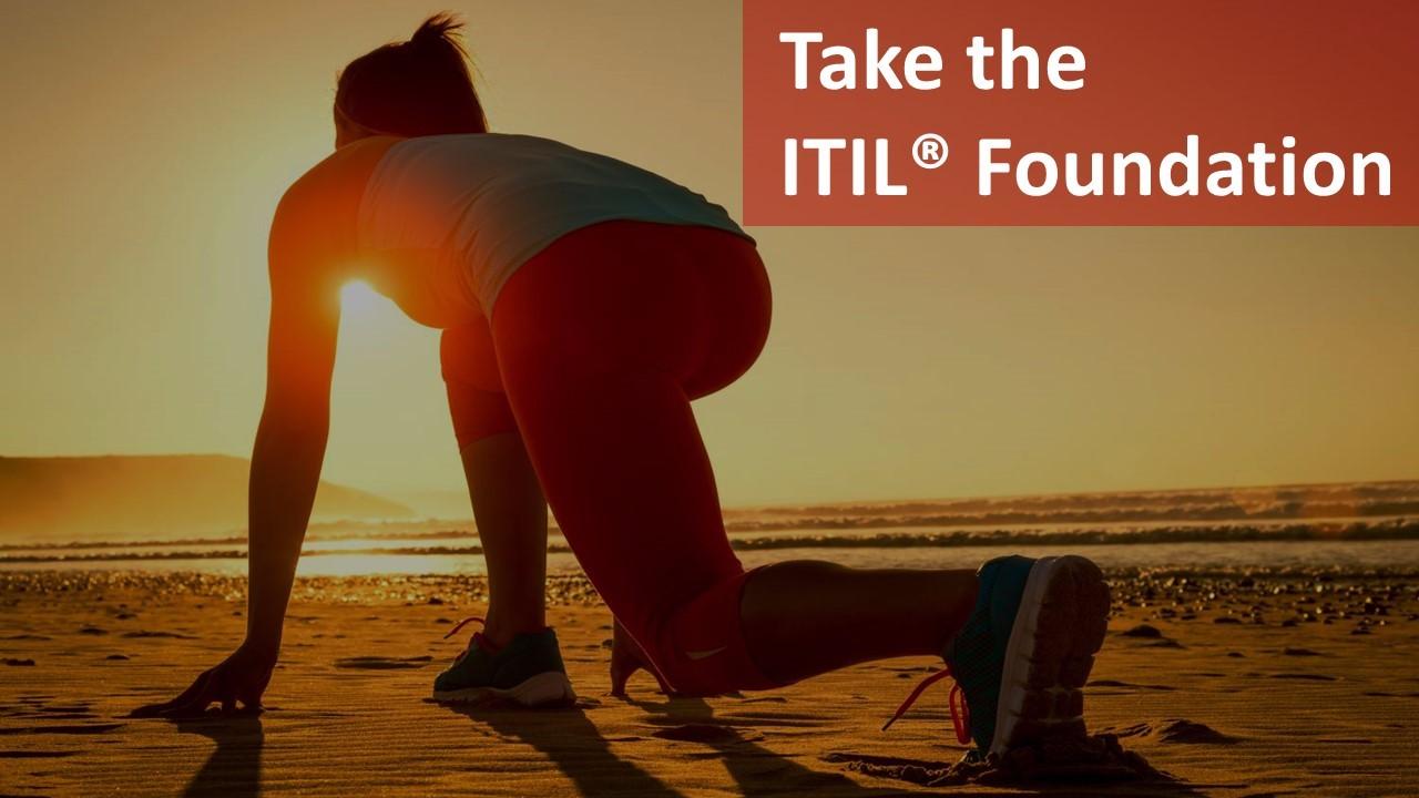 itil foundation study plan