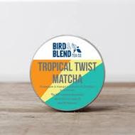 Tropical Twist Matcha from Bird & Blend Tea Co.