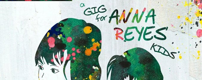 A Gig for Anna Reyes' Kids