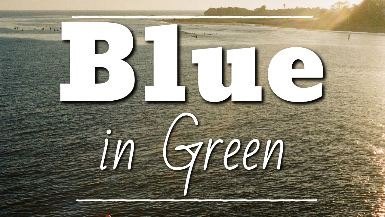 Blue in Green - thumbnail