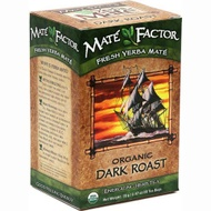 Organic Dark Roast Yerba Mate from Mate Factor