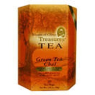 Green Tea Chai with Pomegranate from Mount of Olives Treasures Tea