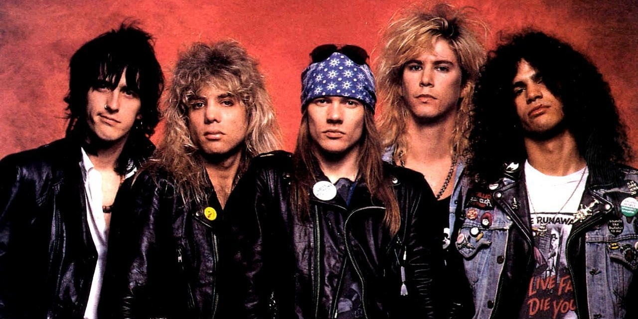 Guns N' Roses to reunite for headlining show at Coachella 2016