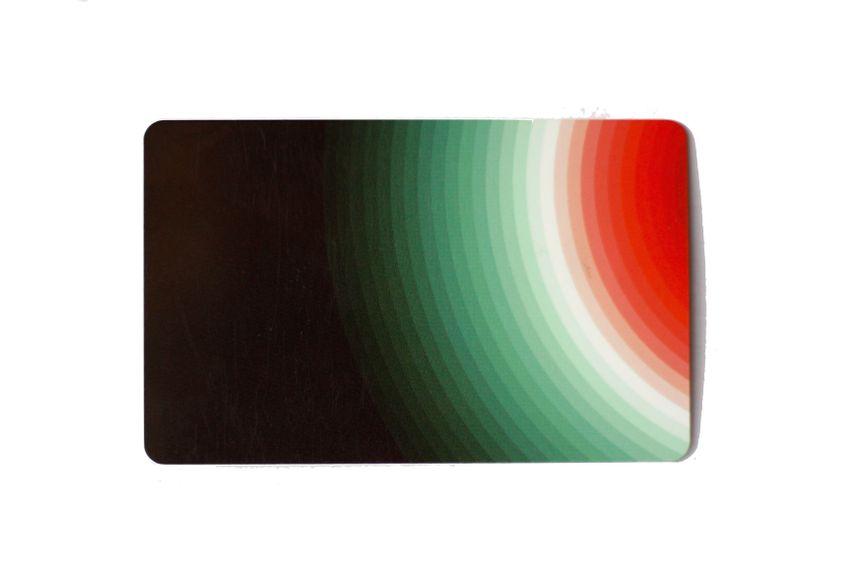 image: Yan Lei - hotel key card - Monaco