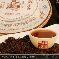 2007 Menghai Dayi Yun Xiang Pu'erh from Tea Valley