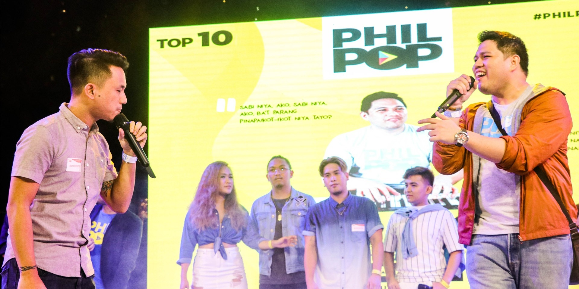 Here are the Top 10 PhilPop 2018 Finalists