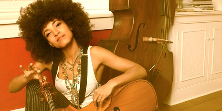 On RRR this week, we speak to Esperanza Spalding about how Trump has influenced her next album