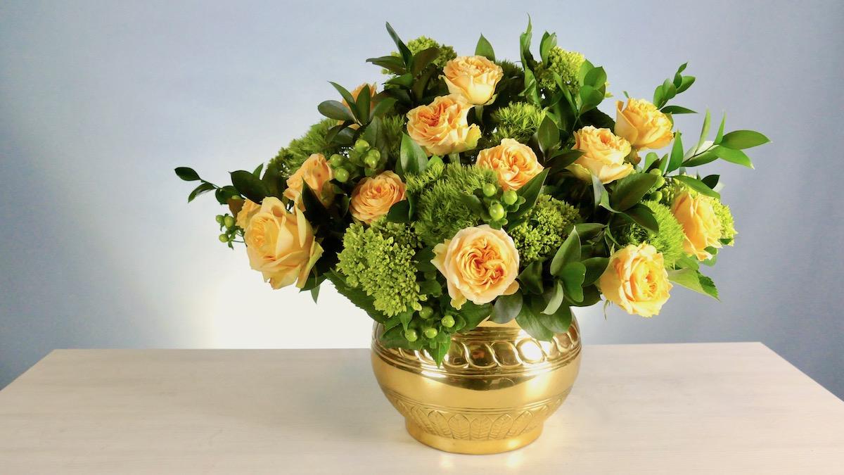 Flower Fridays: Pot Of Gold