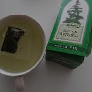 Mieta fix / Polish herbal mint tea from Yterbapol - Zielnik Apteczny