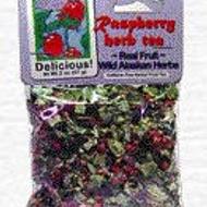Raspberry Herb Tea from Alaska Wild Teas