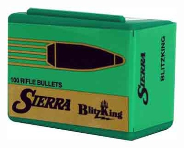 Sierra BlitzKing Spitzer 1507 | KC's Firearms Institute