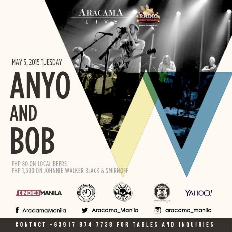 Aracama Live