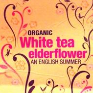 White Tea Elderflower - Organic from London Tea Company