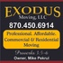Exodus Moving | Arbyrd MO Movers