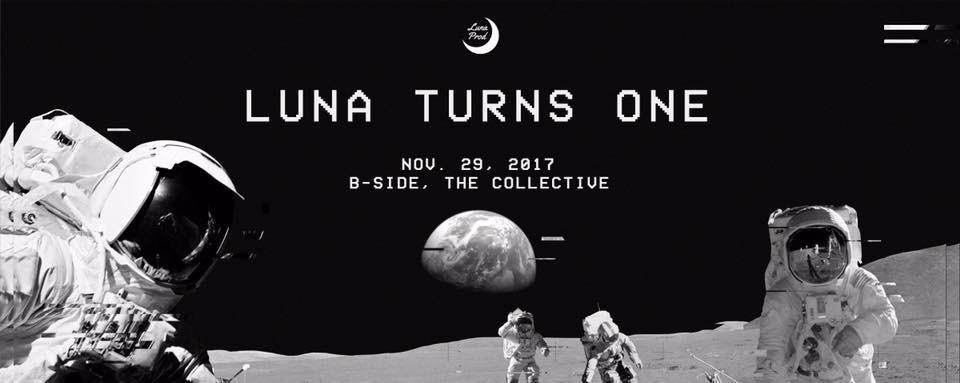 Luna Turns One