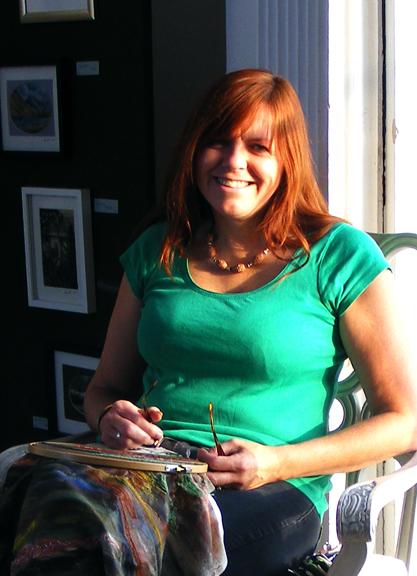 Lynn Parr, Artist