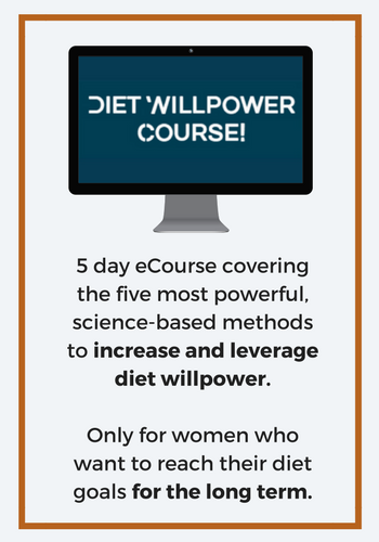 Diet Willpower Supercharge Online Course