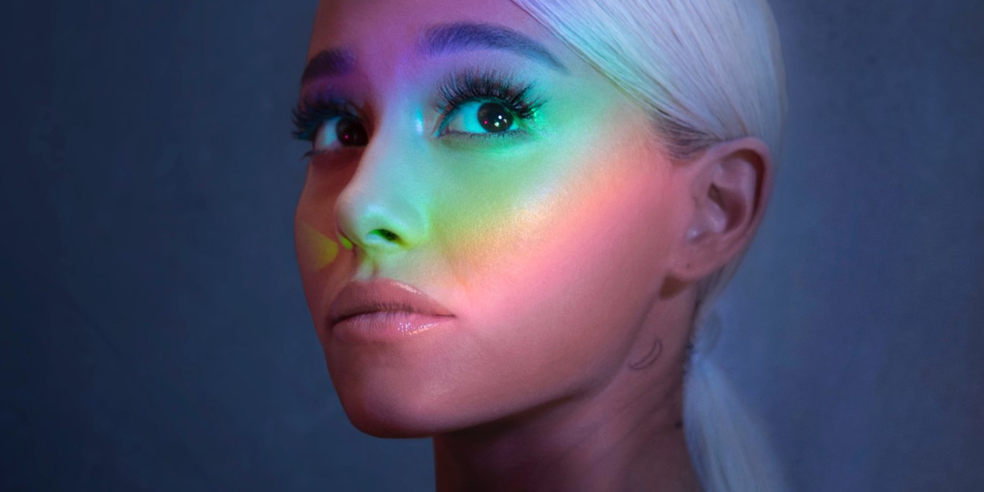 Ariana Grande returns with dizzying video for new single 'No Tears Left To Cry' –watch