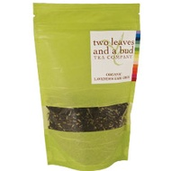 Organic Lavender Earl Grey from two leaves and a bud
