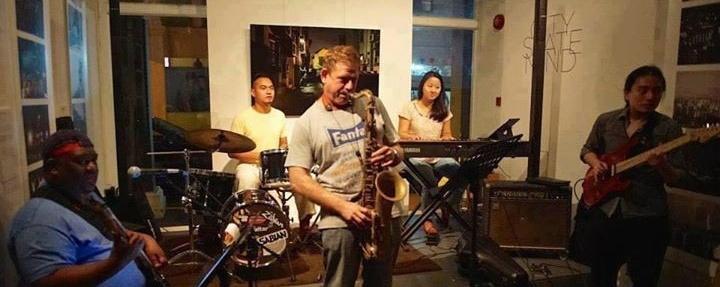 Blue Monks Jazz Jam (May)