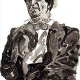 "image: DOCTOR WHO: 1966-1969. PATRICK TROUGHTON. ""COSMIC HOBO.""    Original a"