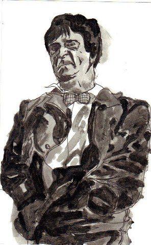 "image: DOCTOR WHO: 1966-1969. PATRICK TROUGHTON. ""COSMIC HOBO.""    Original a"