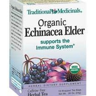 Organic Echinacea Elder from Traditional Medicinals