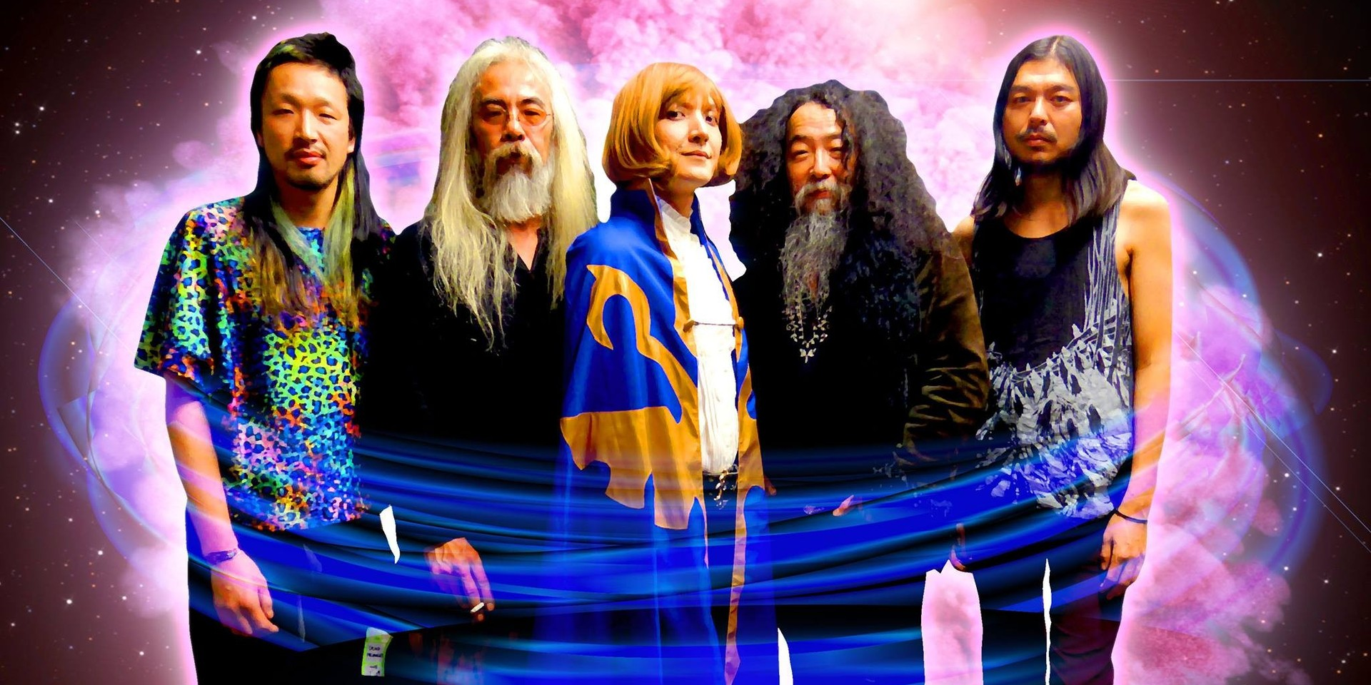 Acid Mothers Temple & The Melting Paraiso UFO to perform in Singapore