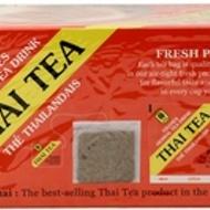 Thai Tea from Tisanes Herbal Tea Drink