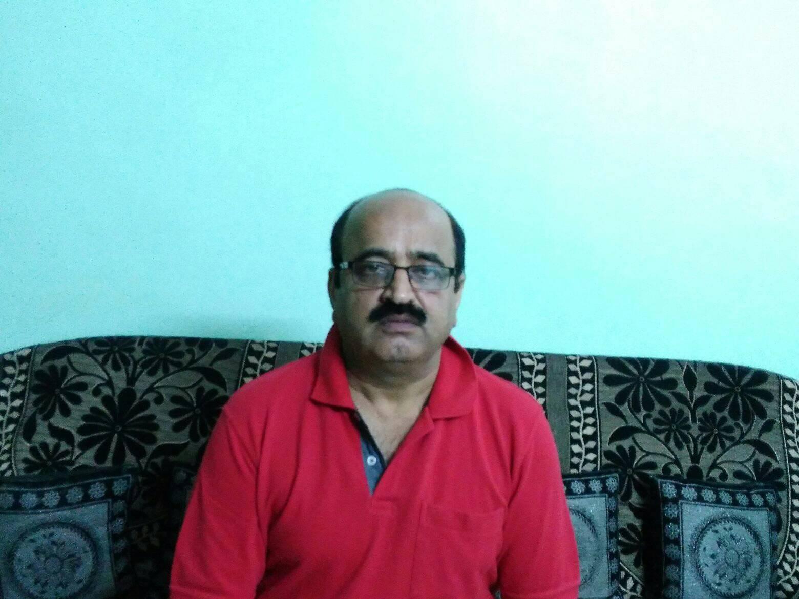 Bharat Seth