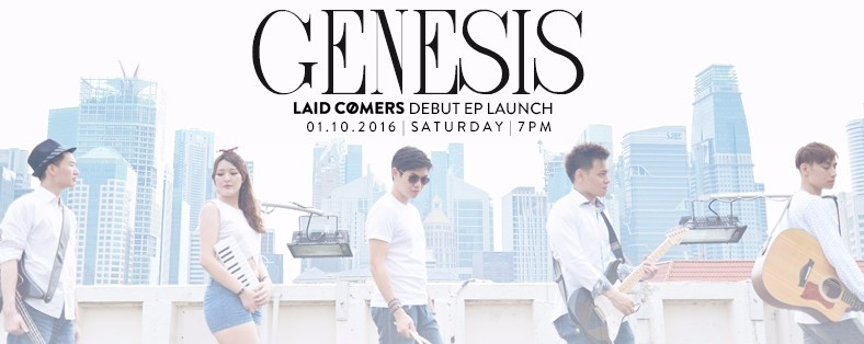 Laid Comers Debut EP Launch - Genesis