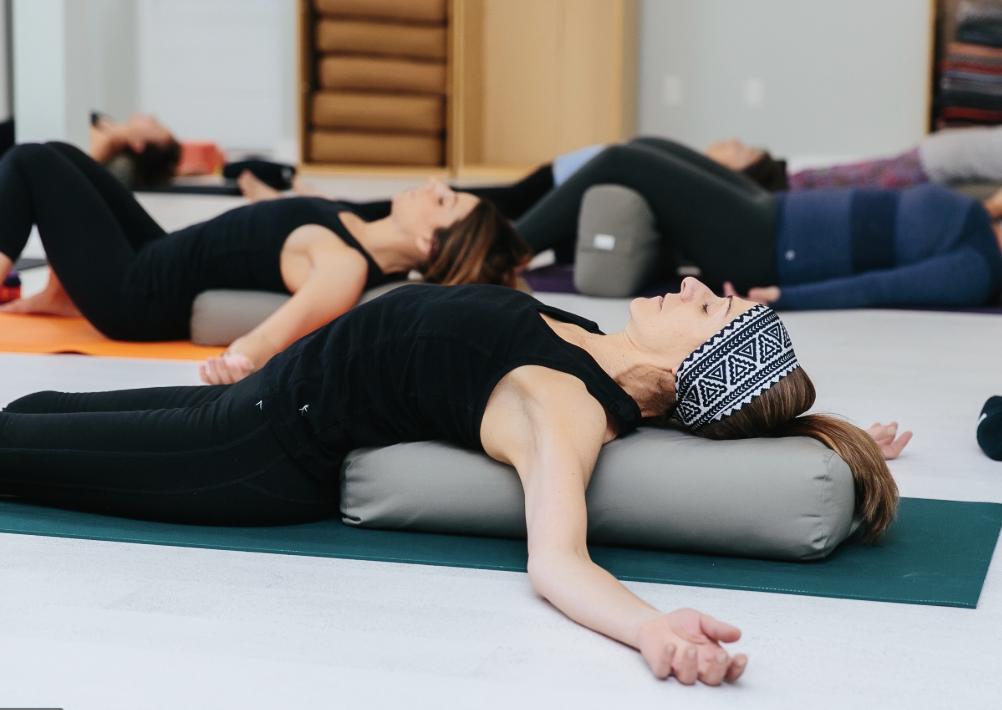 Online Restorative Yoga Certification | My Vinyasa Practice