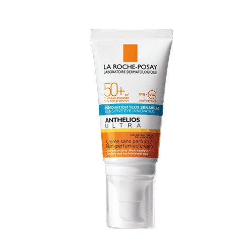Anthelios Ultra Creme SPF 50 plus Sans Parfum