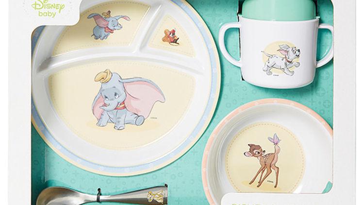 Disney Classic 4 piece Feeding Set