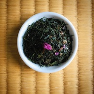 Chasandai Tea Factory: Sakura Sencha with Sugared Sakura Leaves from Yunomi