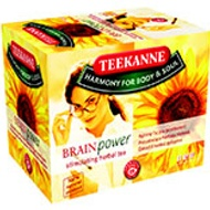 Brain Power from Teekanne