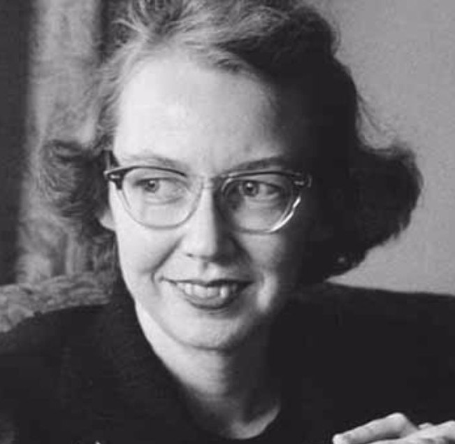 an examination of the unique writing style of flannery oconnor on the short story good country peopl Flannery o'connor biography - mary flannery o'connor was born in mary published her first short story 'the geranium her writing style as inspired by.