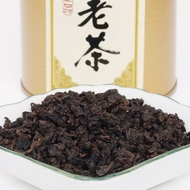 Aged Oolong from Five Elements Tea Co.
