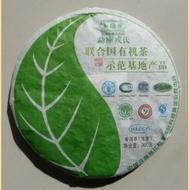 """2008 Mengku """"Certified Organic"""" Raw Pu-erh from Yunnan Sourcing"""