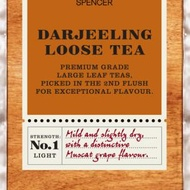 Darjeeling loose tea from Marks & Spencer Tea