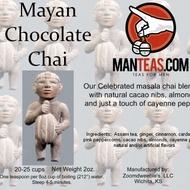 Mayan Chocolate Chai from Man Teas