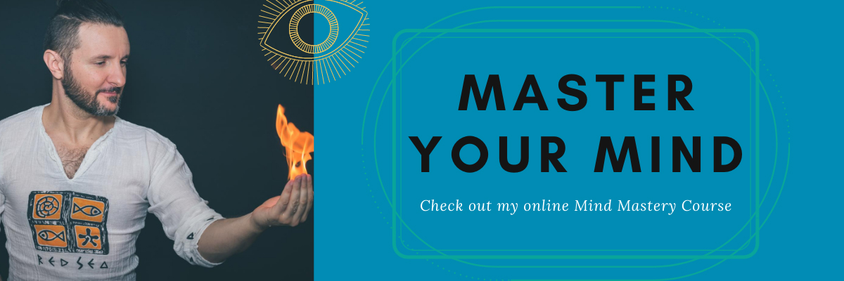 Mind Mastery - Mindfulness and Personal Development Online course.