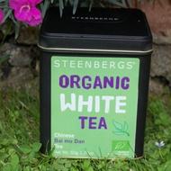 Organic White Tea - Chinese Bai Mu Dan from Steenbergs (Tea Merchant)