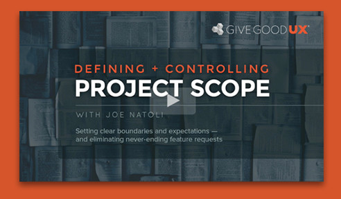Controlling Project Scope