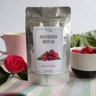 Raspberry Matcha from 3 Leaf Tea
